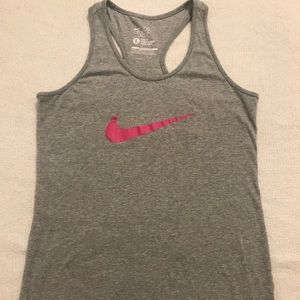 NIKE WOMENS SIZE LARGE NEW TANK TOP